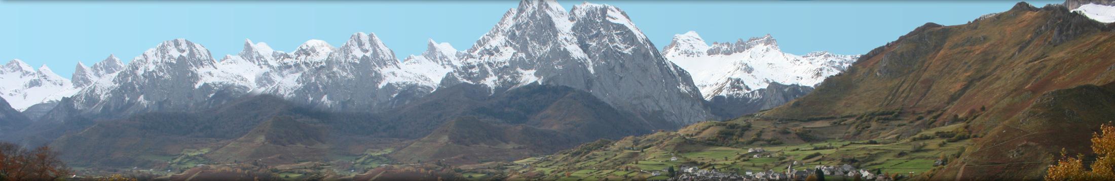 Pyrénées - Vallée d'Aspe